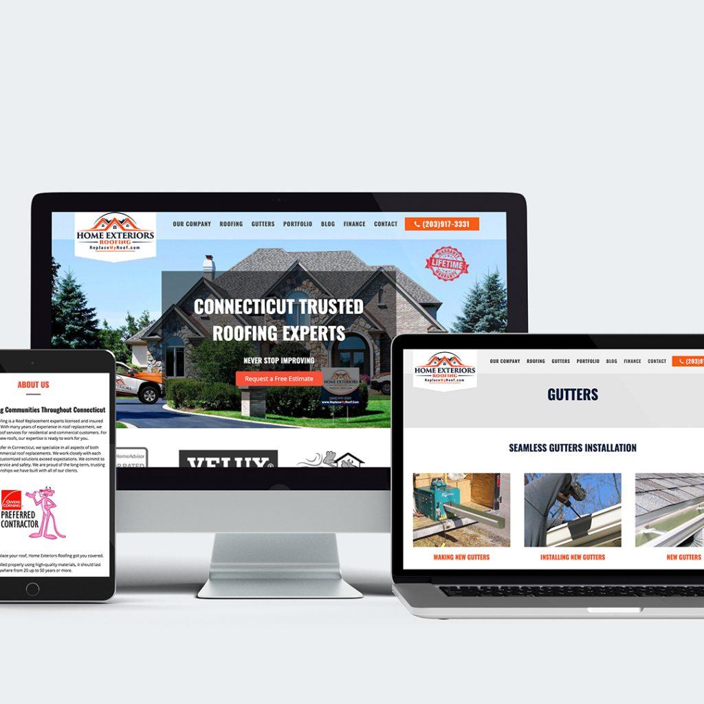 Website Designing Works